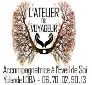 Accompagnement au développement personnel et à l'éveil de soi pour améliorer votre vie - Atelier du voyageur - Yolande Loba